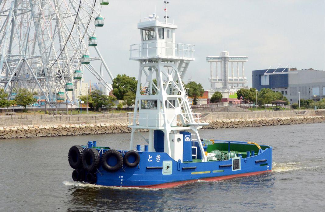 セイカダイヤエンジンの商工船